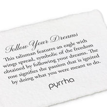 Load image into Gallery viewer, Pyrrha Talisman Ring Follow Your Dreams - Fifth Avenue Jewellers