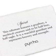 Load image into Gallery viewer, Pyrrha Talisman Spirit - Fifth Avenue Jewellers