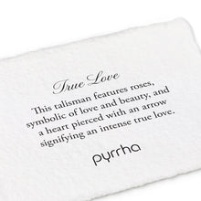 Load image into Gallery viewer, Pyrrha Talisman True Love - Fifth Avenue Jewellers