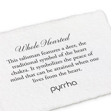 Load image into Gallery viewer, Pyrrha Talisman Whole Hearted - Fifth Avenue Jewellers