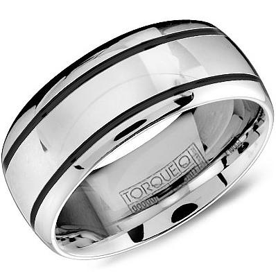 Torque By CrownRing Cobalt Wedding Band CB-2121 - Fifth Avenue Jewellers