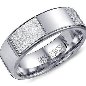 Torque By CrownRing Cobalt Wedding Band CB-2197 - Fifth Avenue Jewellers