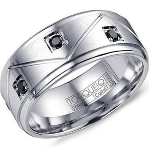Torque By CrownRing Cobalt Wedding Band CB-2201 - Fifth Avenue Jewellers