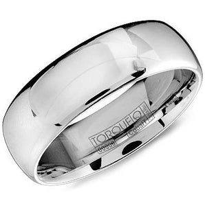Torque By CrownRing Cobalt Wedding Band CB-7100 - Fifth Avenue Jewellers