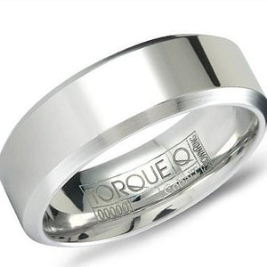Torque By CrownRing Cobalt Wedding Band CB-7133 - Fifth Avenue Jewellers