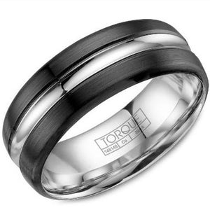 Torque By CrownRing Cobalt Wedding Band CBB-8002 - Fifth Avenue Jewellers