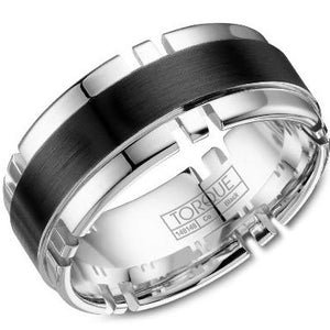 Torque By CrownRing Cobalt Wedding Band CBB-9006 - Fifth Avenue Jewellers