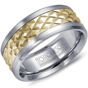 Torque By CrownRing Cobalt Wedding Band CW017MY9 - Fifth Avenue Jewellers