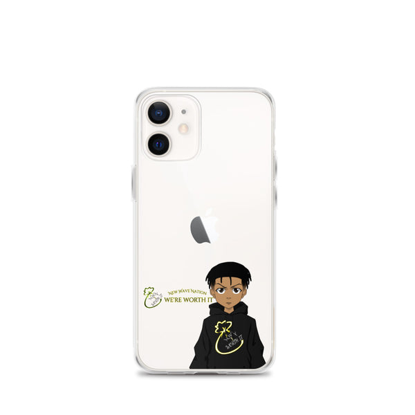 NWN Worth It iPhone Cases