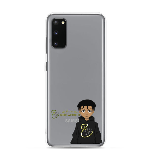 NWN Worth It Samsung Case