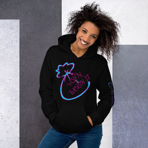 NWN Worth It Premium 3 Hoodie Alyssa