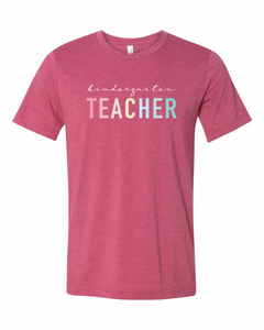 The TEACHER Tee | Softstyle