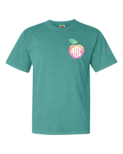 Load image into Gallery viewer, Watercolor Apple Monogram | Stay Kind