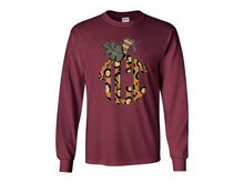 "Load image into Gallery viewer, ""Wild About Fall"" Monogram Tee"