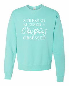 Christmas Obsessed Sweatshirt