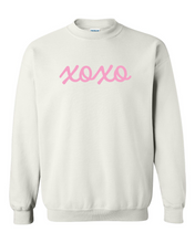 Load image into Gallery viewer, XOXO Script Sweatshirt