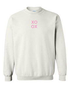 XOXO Stacked Sweatshirt