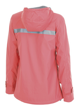 Load image into Gallery viewer, WOMEN'S NEW ENGLANDER | RAIN JACKET | MONOGRAMMED