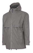 Load image into Gallery viewer, MEN'S NEW ENGLANDER | RAIN JACKET | MONOGRAMMED