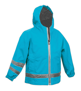KID'S NEW ENGLANDER RAIN JACKET | MONOGRAMMED
