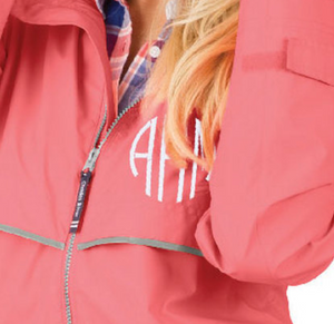 MEN'S NEW ENGLANDER | RAIN JACKET | MONOGRAMMED