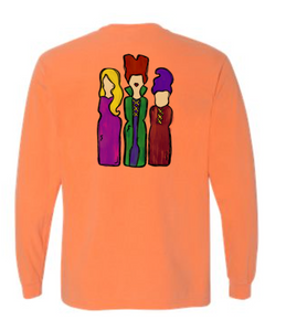 Hocus Pocus | Long Sleeve