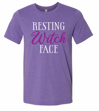 Load image into Gallery viewer, Resting Witch Face | Softstyle Tee