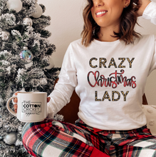 Load image into Gallery viewer, Crazy Christmas Lady
