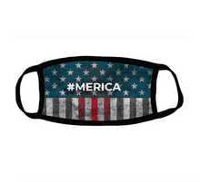 Load image into Gallery viewer, #MERICA | Face Mask