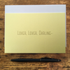 arts & letters  |  notecard collection