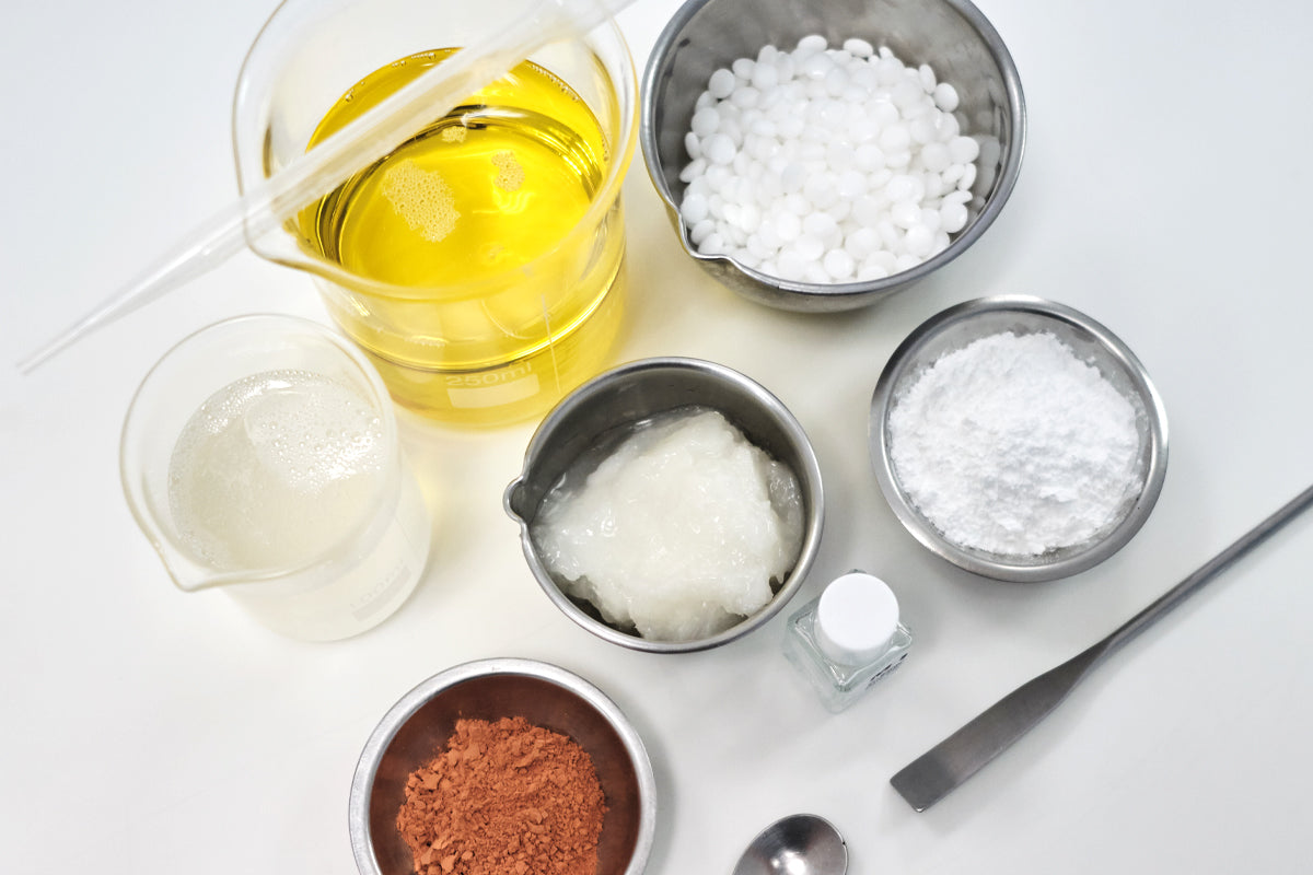 ingredients shampooing solide