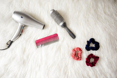 accessoires brushing cheveux