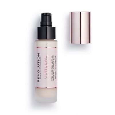 Revolution Conceal & Hydrate Foundation F1