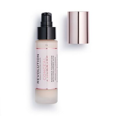 Revolution Conceal & Hydrate Foundation F3