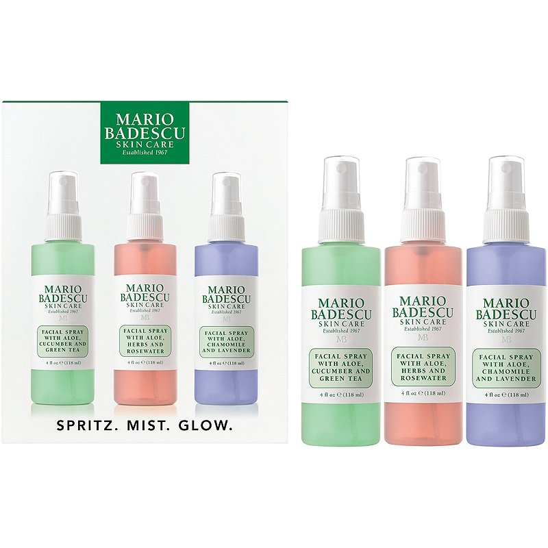 Spritz Mist Glow Set (4 fl oz each)