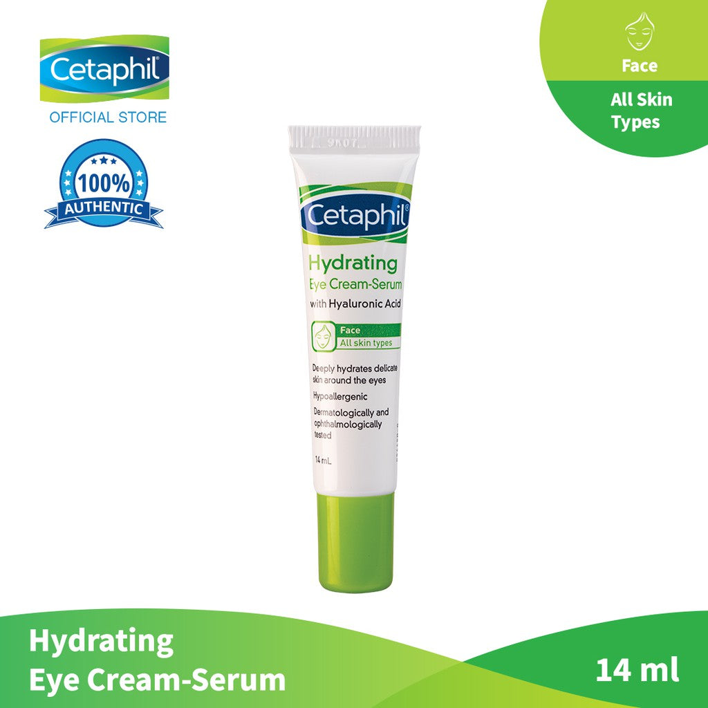 Cetaphil Hydrating Eye Gel-Cream