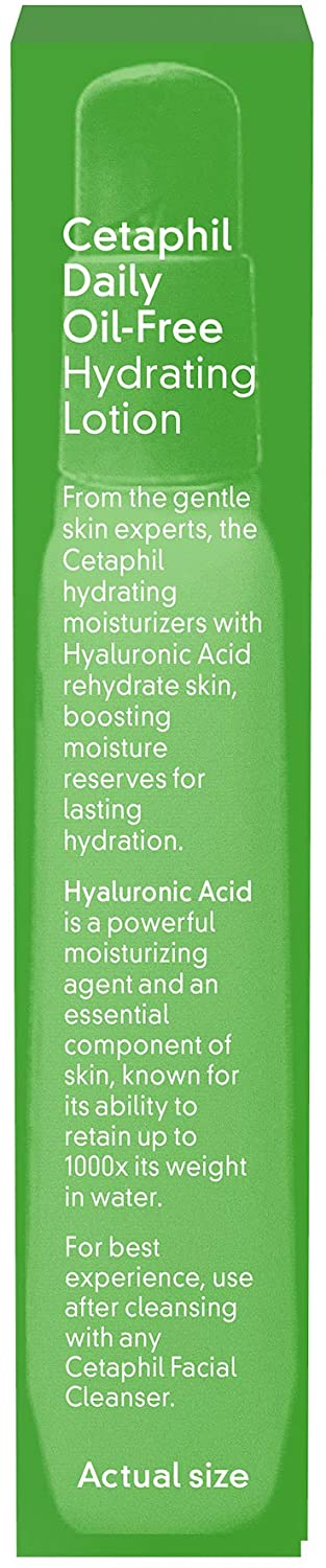Daily Hydrating Lotion with Hyaluronic Acid, 3 fl oz (88 ml)