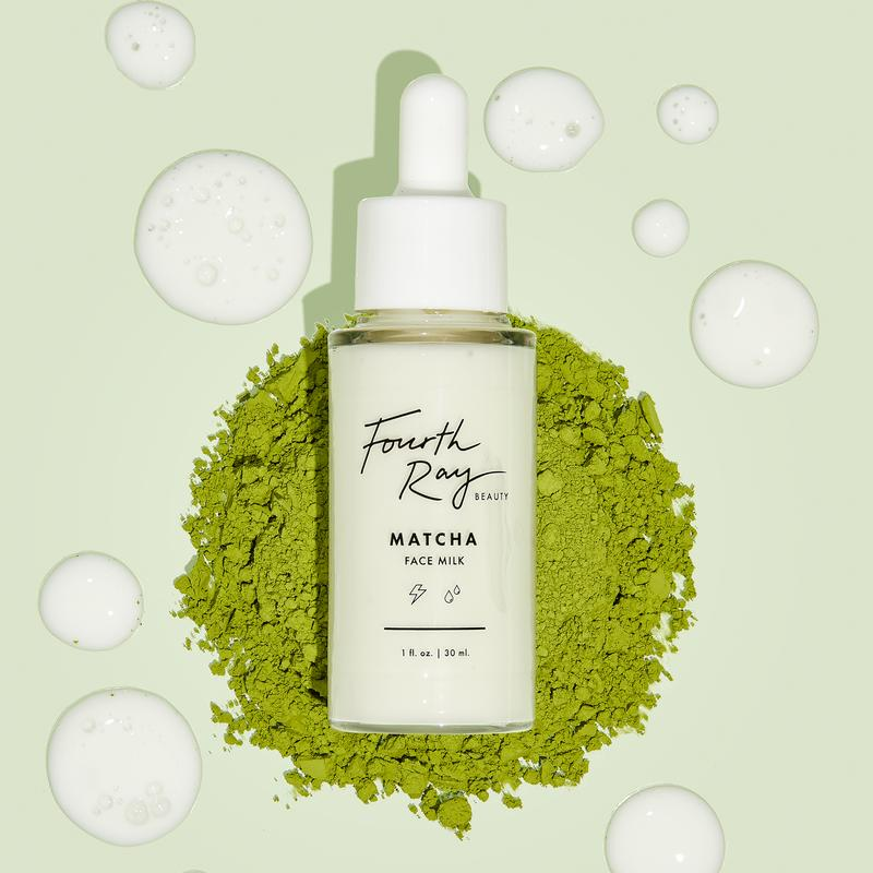 Matcha Face Milk