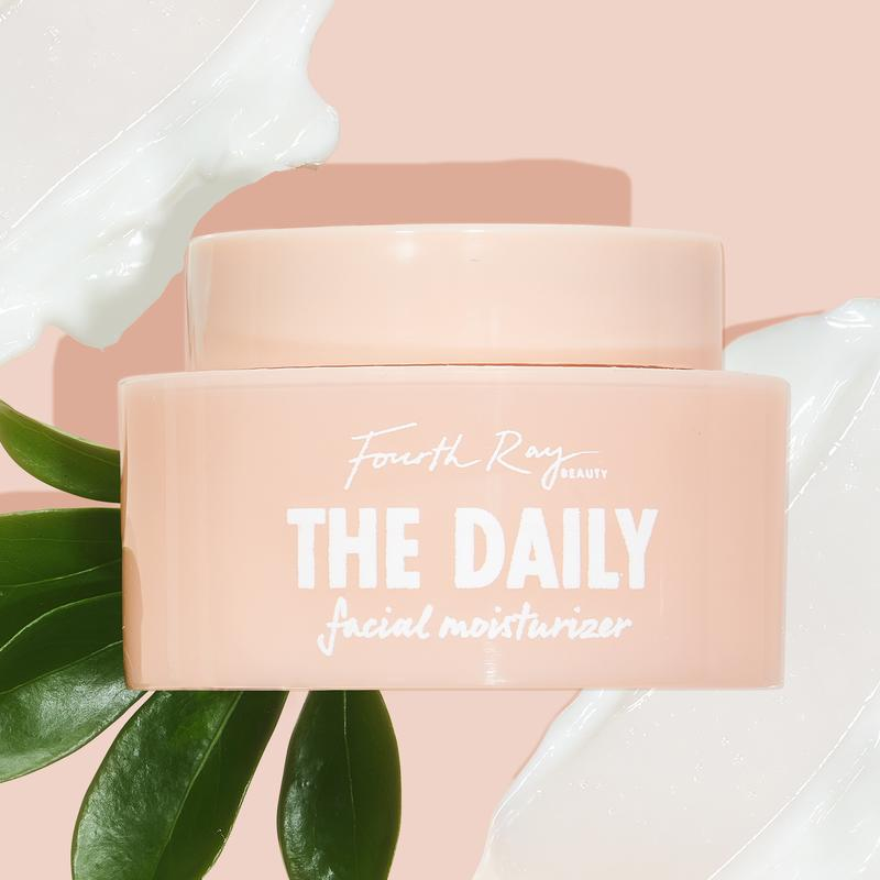 The Daily Face Cream Moisturizer