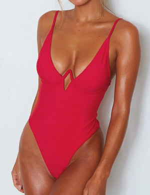 Playa Del Ray One Piece Swimsuit