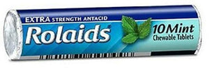 Rolaids Extra Strength - 10 Mint Chewable Tablets