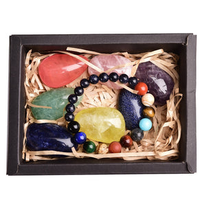 Chakras Crystal Kit