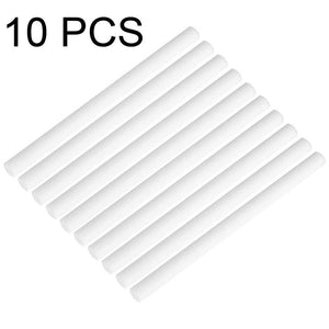 10 Packs Cotton Swab Replacement Filter for Moon Lamp