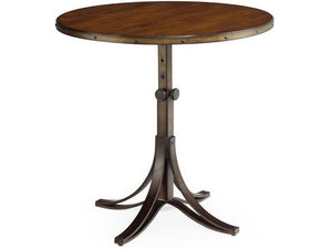 HAMMARY MERCANTILE ROUND END TABLE