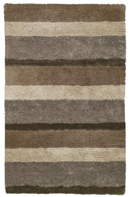 Capel Skyline 7' x 9' rug, grey & sand multi-colour