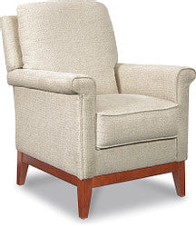 FERNDALE FABRIC PRESS BACK RECLINER - GREY