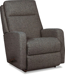 FINLEY FABRIC ROCKER RECLINER - MIDNIGHT