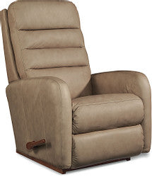 FORUM LEATHER WALL RECLINER - CREAM