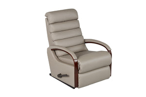NORMAN Reclina-Way Recliner - Mushroom Colored Leather