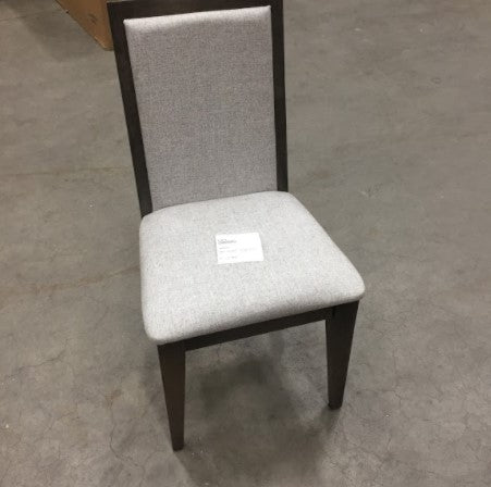 CANADEL EAST SIDE CHAIR - WOOD/FABRIC